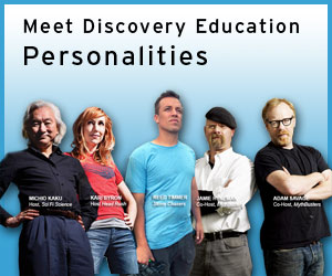 Discovery Education Talent