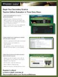 Biology Techbook QuickStart Guide