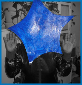 Blue Star Head