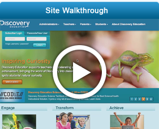 Welcome to Discovery Education | Digital textbooks